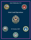JP 3-31 Joint Land Operations Cover Image