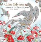 Color Odyssey: A Creative Coloring Journey Cover Image