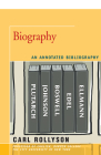 Biography: An Annotated Bibliography Cover Image