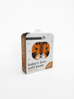 Tiptoe Tiger (2020 edition): Baby's First Soft Book (Wee Gallery Cloth Books) Cover Image