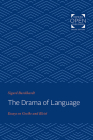 The Drama of Language: Essays on Goethe and Kleist Cover Image