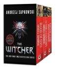 The Witcher Boxed Set: Blood of Elves, The Time of Contempt, Baptism of Fire Cover Image