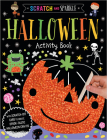 Halloween Activity Book Cover Image