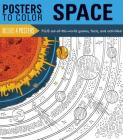 Posters to Color: Space Cover Image