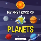 My First Book of Planets: Planets Book for Kids, Discover the Mysteries of Space Cover Image