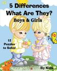 5 Differences - What Are They? - Boys & Girls: Kids Series Cover Image