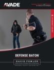 Defense Baton Training Program: Student Manual Cover Image