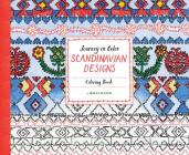 Journey in Color: Scandinavian Designs: Coloring Book Cover Image