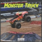 Monster Truck: 2021 Wall Calendar 16 Months Cover Image