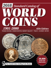2018 Standard Catalog of World Coins, 1901-2000 Cover Image