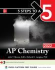 5 Steps to a 5: AP Chemistry 2022 Cover Image