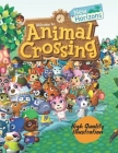 Animal Crossing New Horizons: High Quality Animal Crossing illustration Coloring Book Cover Image