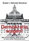 Demokratie wagen!: Was wir tun müssen, damit unser Land zu einer echten Demokratie wird Cover Image