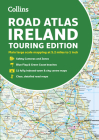Collins Road Atlas Ireland: Touring Edition Cover Image