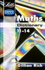 Letts Maths Dictionary 11-14 Cover Image