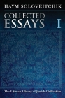 Collected Essays: V. 1: Volume I (Littman Library of Jewish Civilization) Cover Image