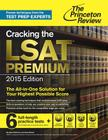 Cracking the LSAT, Premium Edition Cover Image