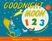 Goodnight Moon 123 Board Book: A Counting Book Cover Image