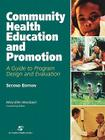 Community Health Education and Promotion Cover Image