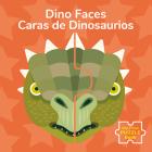 Dino Faces/Caras de Dinosaurios Cover Image