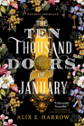 The Ten Thousand Doors of January Cover Image