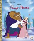Beauty and the Beast (Disney Beauty and the Beast) (Little Golden Book) Cover Image