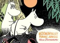 Moominvalley Turns Jungle Cover Image