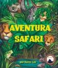 Aventura Safari (ABC Safari in Portuguese) Cover Image
