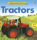 Usborne Lift and Look Tractors Cover Image