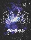 Geminis: Calendario Semanal 2020 - Enero a Diciembre - El regalo perfecto para tu Geminis favorito - Calendario, agenda, organi Cover Image