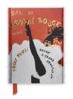 René Gruau: Bal Du Moulin Rouge (Foiled Journal) (Flame Tree Notebooks #53) Cover Image