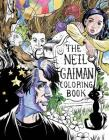 The Neil Gaiman Coloring Book Cover Image