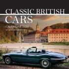 Classic British Cars Calendar 2021: 16 Month Calendar Cover Image