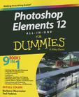 Photoshop Elements 12 All-In-One for Dummies Cover Image