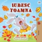 I Love Autumn (Romanian children's book) (Romanian Bedtime Collection) Cover Image