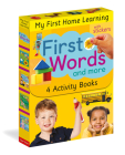 First Words and More: My Day; My World; Natural World; Things to Learn (My First Home Learning) Cover Image