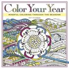 Color Your Year Wall Calendar 2017 Cover Image