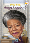 Who Was Maya Angelou? (Who Was...?) Cover Image