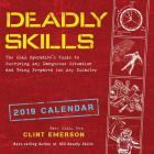 Deadly Skills 2019 Wall Calendar Cover Image