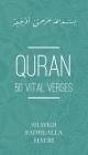 Quran: 50 Vital Verses Cover Image