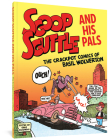Scoop Scuttle and His Pals: The Crackpot Comics of Basil Wolverton Cover Image