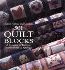 501 Quilt Blocks: A Treasury of Patterns for Patchwork and Applique Cover Image