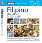 Berlitz Filipino Phrase Book & CD Cover Image