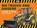Big Trucks and Diggers Flash Cards from A to Z Cover Image