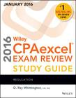 Wiley Cpaexcel Exam Review 2016 Study Guide January: Regulation Cover Image