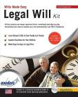 Legal Will Kit Cover Image