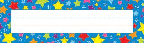 Stars Nameplates Cover Image