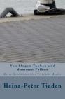 Von klugen Tauben und dummen Falken: Kurze Geschichten über Tiere und Mörder Cover Image