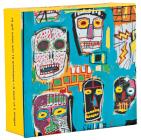 Jean-Michel Basquiat Mini Fliptop Notecard Box Cover Image
