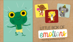 Little Box of Emotions: Matching and Memory Cards Cover Image